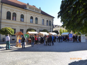 1 Turistična tržnica, Dan turizma.Jeznik