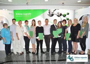 10.4.4.tekmovanjagvs_Bogata bera Krkinih nagrad in priznanj za gimnazijce BIC Ljubljana. Foto_ Arhiv Krke, d. d., Novo mesto