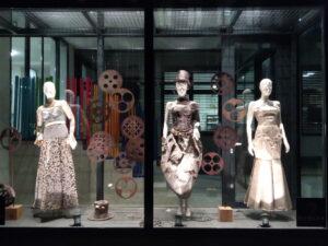 Dizajni oblek iz tapet