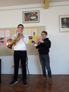 FOTO 6 - Žak in Gregor