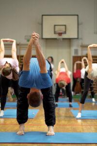 Krožek Yoga