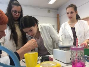 Laboratorijske vaje