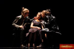 Nastop francosko gledališke skupine