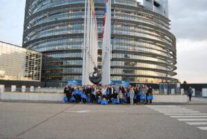 Obisk evropskega parlamenta (2)