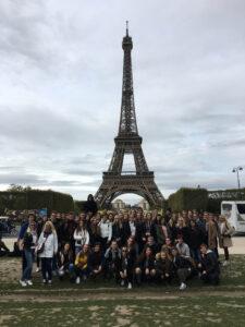 Ogled optičnega sejma v Parizu