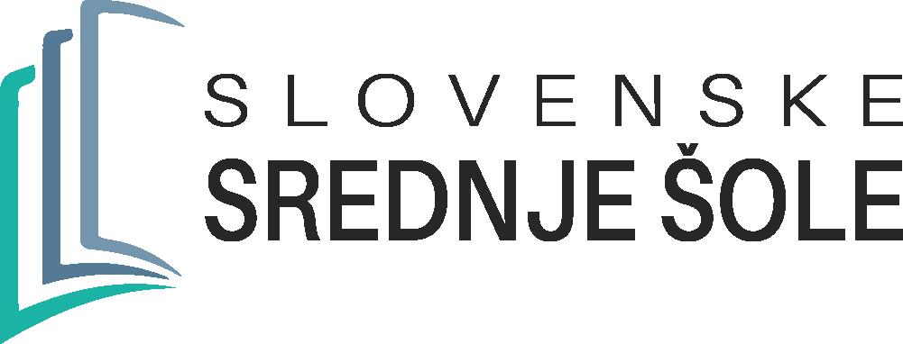 Slovenske srednje šole logo